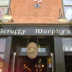 Venue of the Month-Scruffy Murphy's