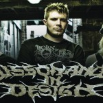 Local Metal band Dissonance in Design goes on Tour