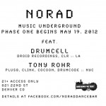 NORAD – Changing The Way Denver Does EDM