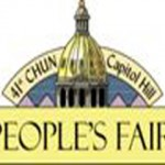 ANNOUNCING THE 41st ANNUAL CHUN CAPITOL HILL PEOPLE'S FAIR