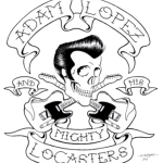 Rockabilly Corner: Adam Lopez and His Mighty Locasters