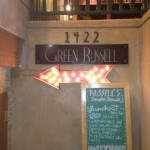 Venue of the Month-Green Russell