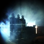 Justice and Rusko at Red Rocks!