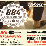 Flobots.org's Bowling Ball 4 – Not your mama's annual fundraiser!