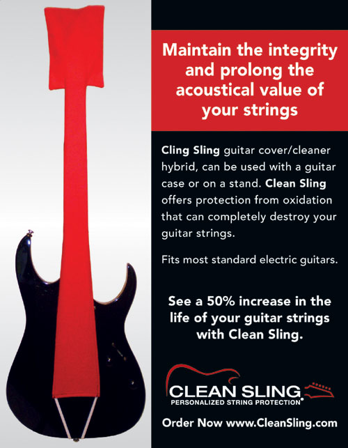 clean sling save your guitar strings colorado music buzz. Black Bedroom Furniture Sets. Home Design Ideas