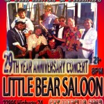 Chris Daniels & The Kings 29th Year Celebration at The Little Bear Saloon in Evergreen!