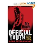 Rex Brown: The Official Truth Book Review and Interview