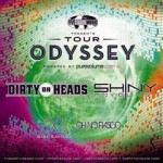SHINY TOY GUNS-Tour with the Dirty Heads