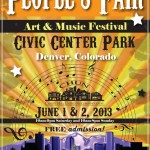 CHUN CAPITOL HILL PEOPLE'S FAIR STREET CLOSURE INFORMATION: Event dates: June 1 & 2, 2013