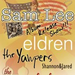 Sam Lee CD Release @ the Oriental Theater April 26