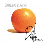 Driftin'Suns – Continental Breakfast CD Review