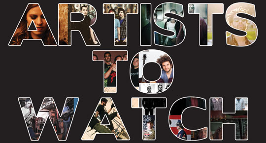 Jan 14 Feature – Artists to Watch in 2014