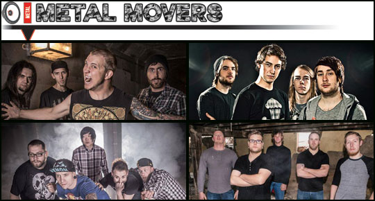 2014 Metal Movers