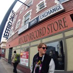 Jeffrey Dallet- My Old Record Store