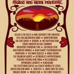 Groove Music & Arts Festival Comes to Shadows Ranch