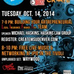 CREATE MSU's OWN IT Music Mastermind #7 —September 9, 2014