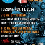 Own It Music Mastermind Networking- October