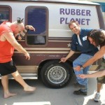 Rubber Planet to Reunite at Herman's Hideaway November 22