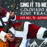 """""""Sing It To Me Santa"""" Event Features Top Local Talent, Will Benefit Teach For America"""