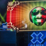 Snoop Dogg (Lion?) @ X-Games