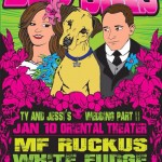 MF Ruckus Throwing Party For Ty Blosser, Wife