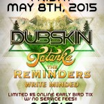 DubSkin Throwing End-of-School Year Party at Aggie May 8