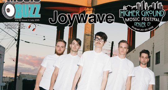 July 15 Feature – Joywave #HGMF2015