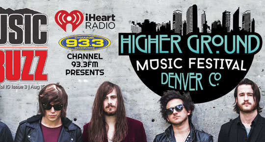 Aug 15 Feature – Higher Ground Music Festival #hgmf2015