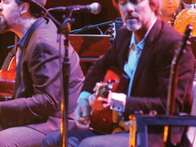 The Dirt Underneath Mike Cooley of the Drive By Truckers