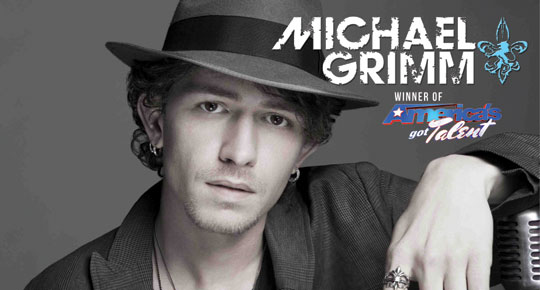 Sept 15 Feature – Michael Grimm